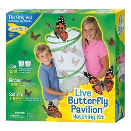 Butterfly Pavilion w/voucher