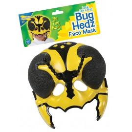 Bug Hedz Yellow Hornet