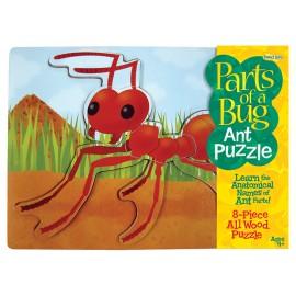 Ant Wooden Anatomy Puzzle