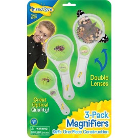 3 Pack Magnifiers