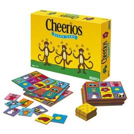 Cheerios Bingo Game