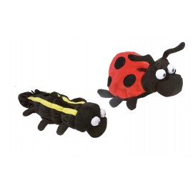 Reversible Plush Toy- Ladybird