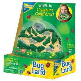 Bug Land Habitat