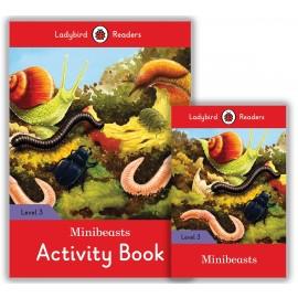 Minibeasts Activity Set
