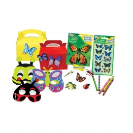 Butterfly Party Gift Boxes (set of 10)