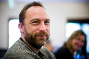 jimmywales-founder of wikipedia-cc-joiito