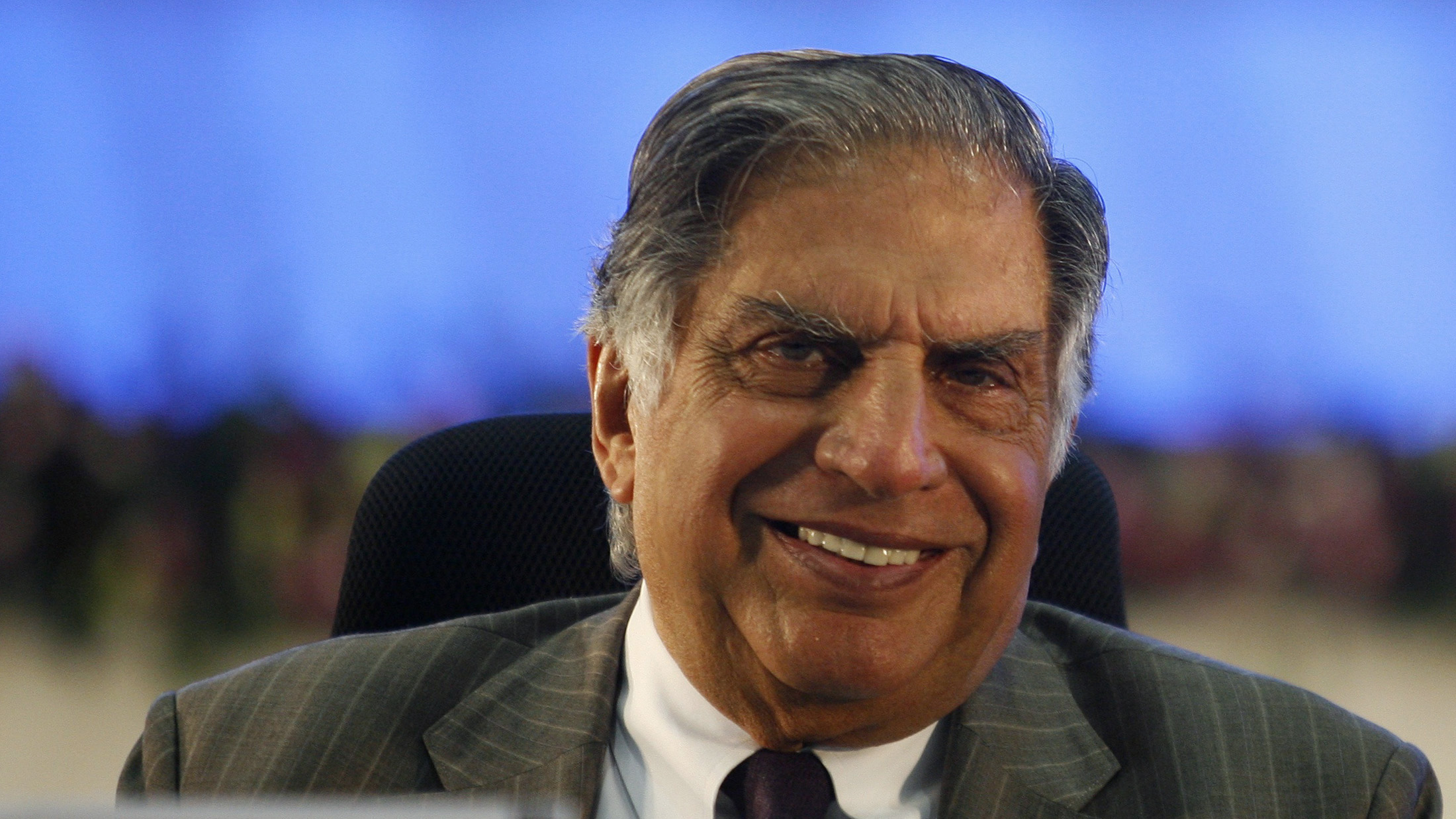ratan tata Ratan tata will join hundreds of senior executives at this year's gil 2014: india program, and receive the firm's 2014 gil award entering into the gil community's hall of fame joining an elite roster of visionaries, innovators and leaders including archbishop desmond tutu, sir richard branson, mitchell baker, jack andraka, marc benioff, steve woods, and judy estrin, among others.
