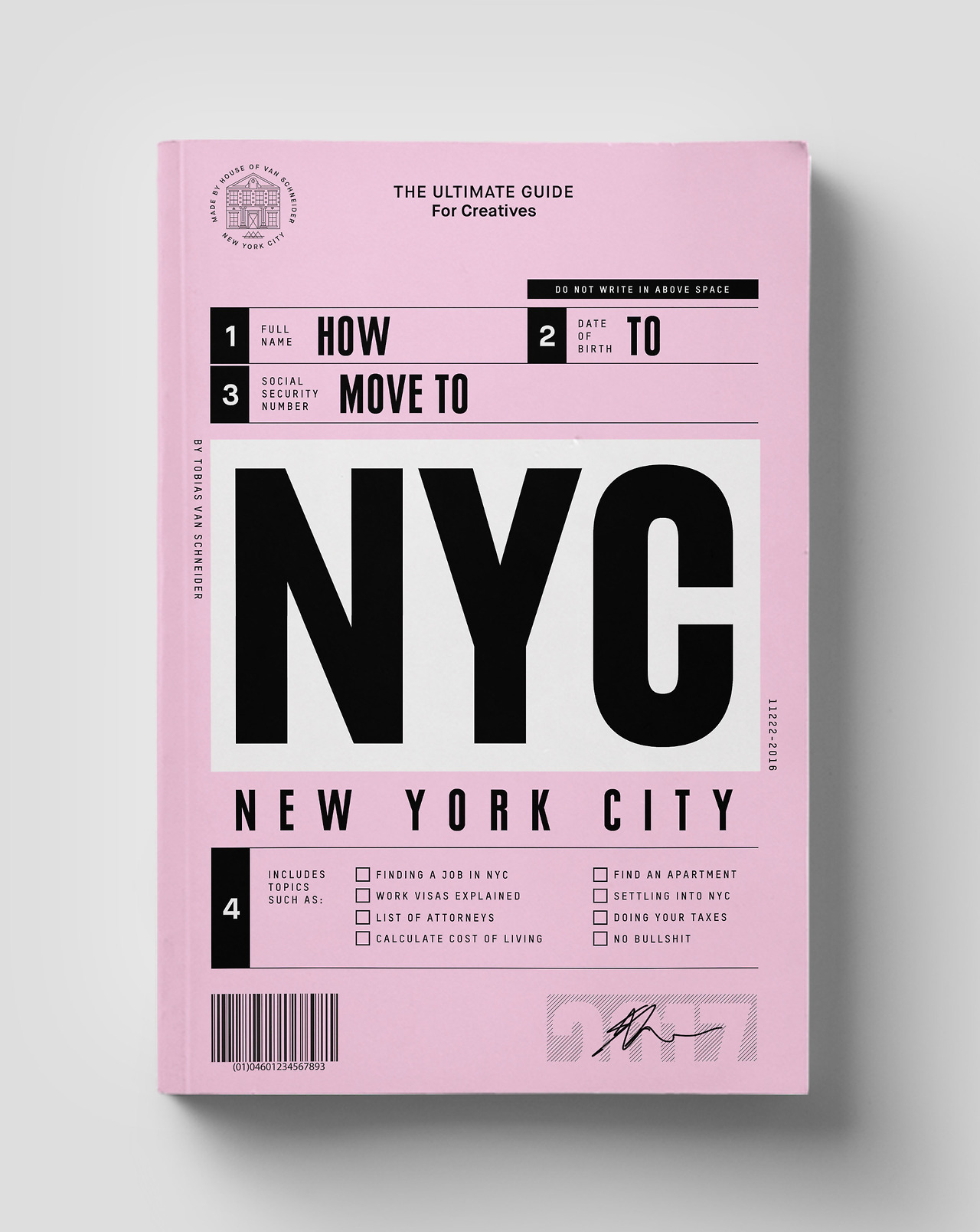 NYC Book