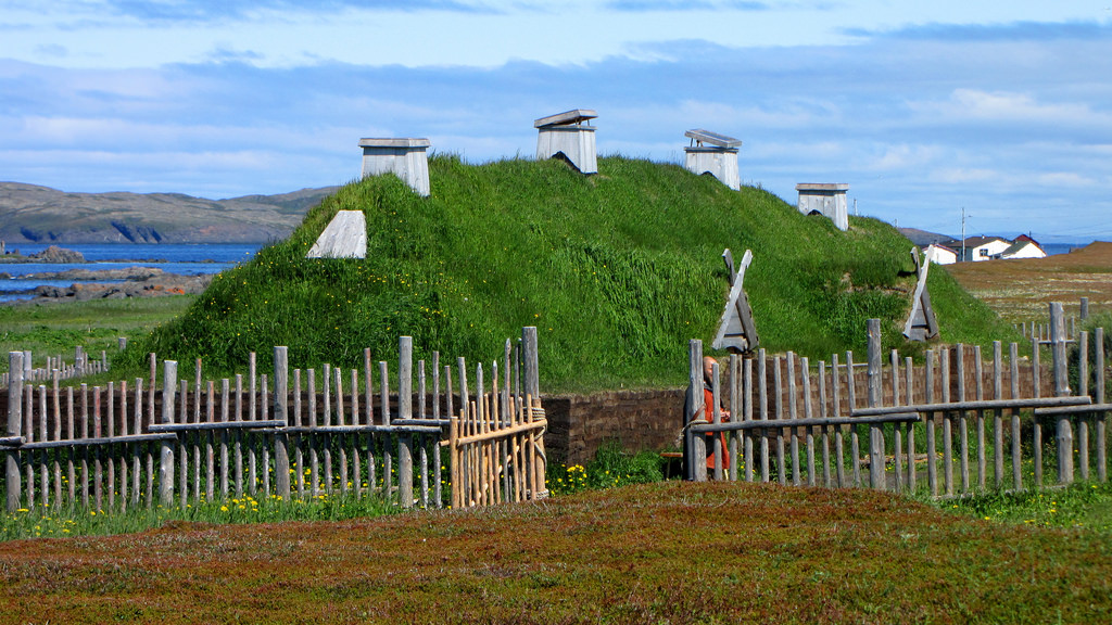 Image - L'Anse aux Meadows by Douglas Sprott