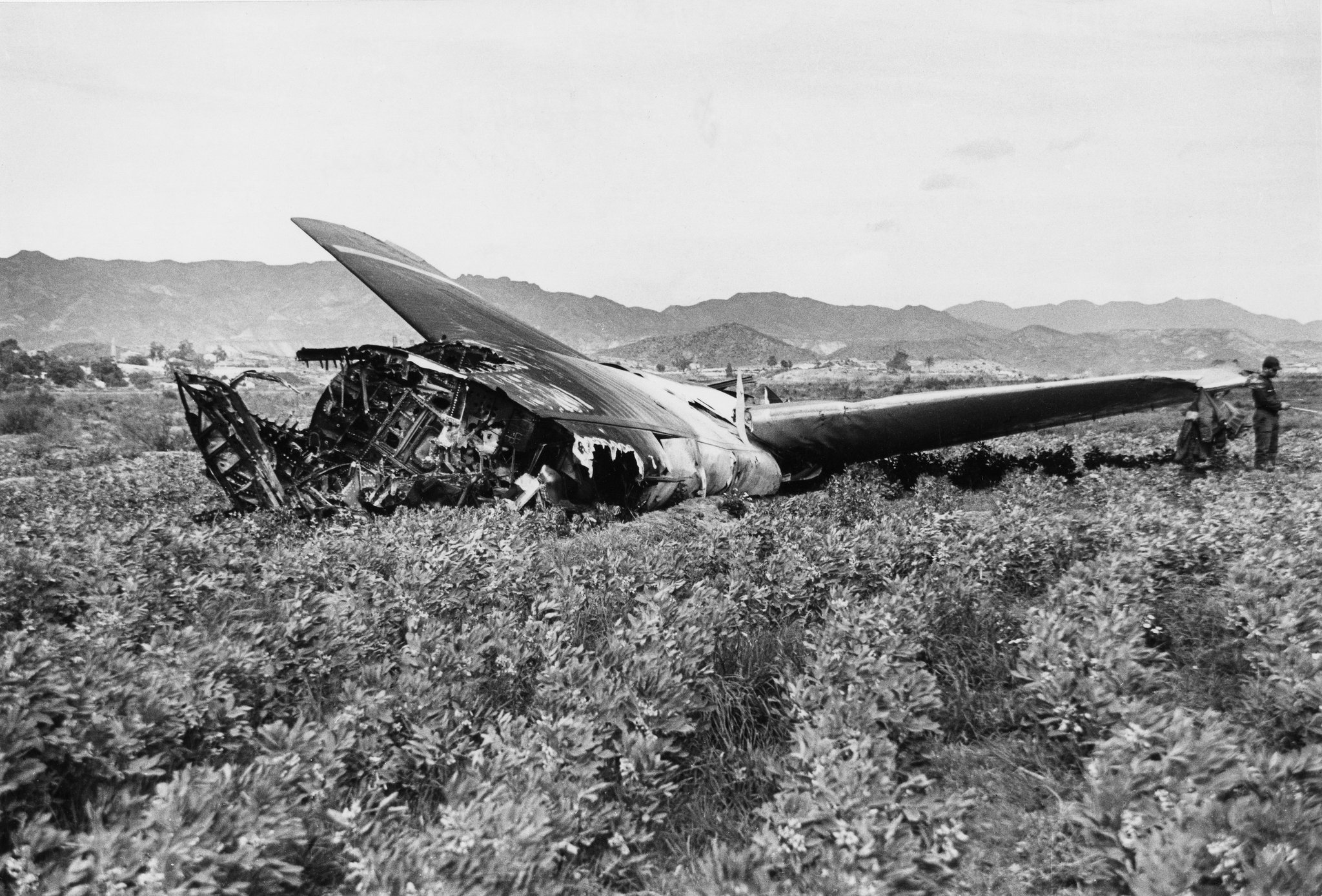 The United States Dropped 4 Nukes On Spain Accidentally