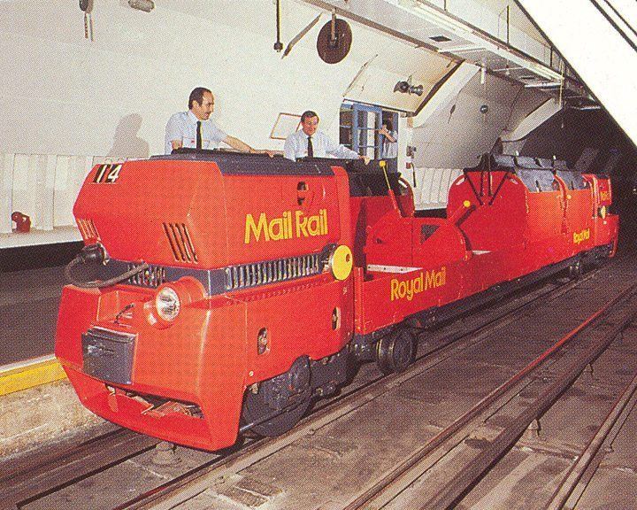 The 80s brought a new fleet of trains and a dress code that didn't require a jacket.