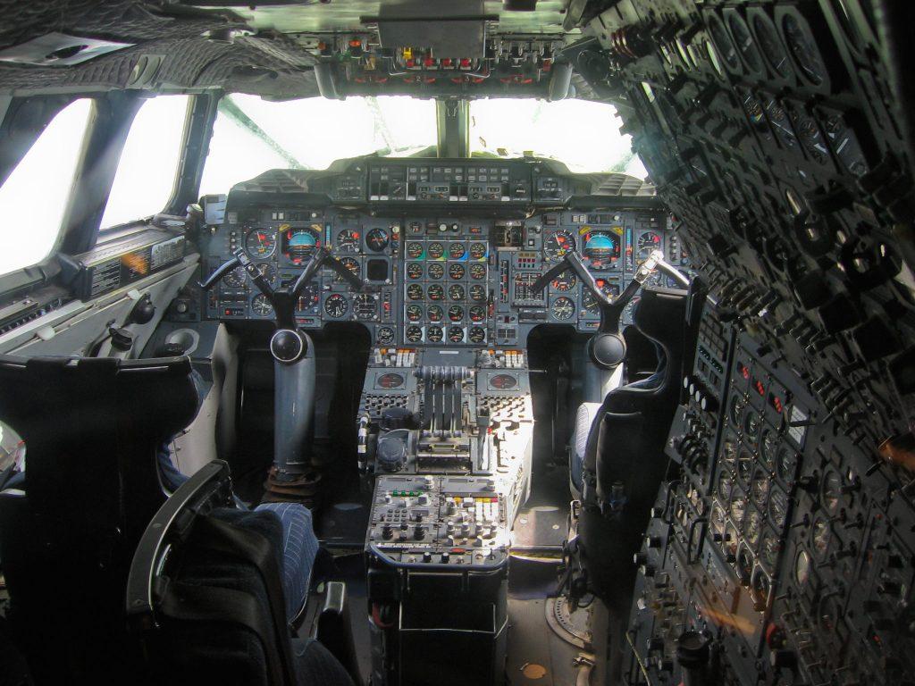 Concorde cockpit by Christian Kath - Christian Kath, CC BY-SA 3.0