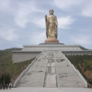 The World's Tallest Statue of Spring Temple Buddha