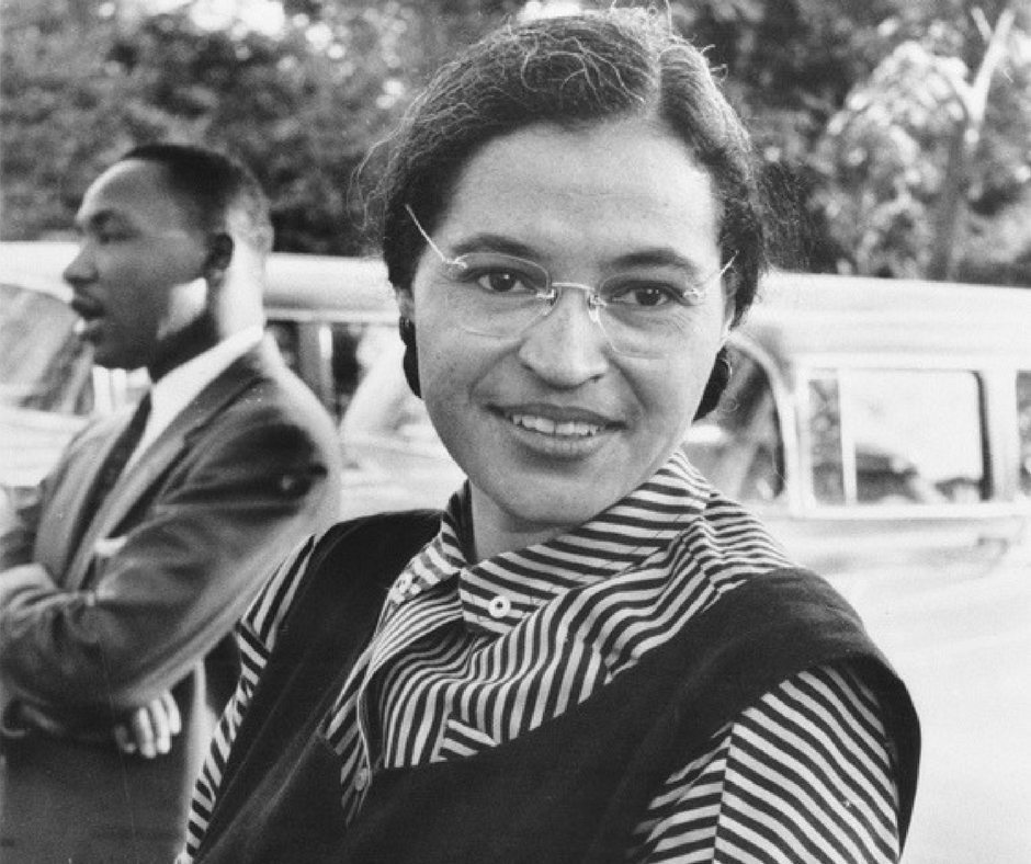 rosa parks 15 fearless women