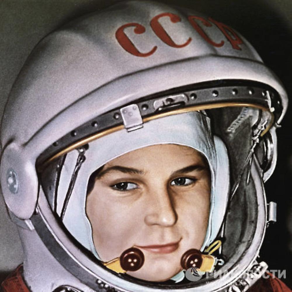 fearless women Valentina Tereshkova