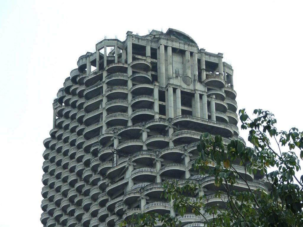 Sathorn Unique Tower in Bangkok - Source: Wikimedia