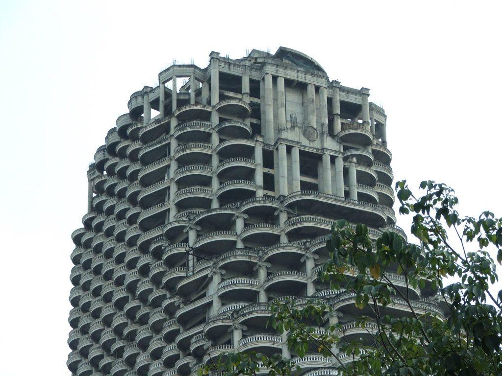 Sathorn Unique Tower in Bangkok - Source: Wikimedia