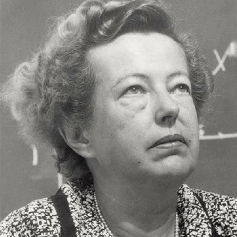 marie greopper-mayer