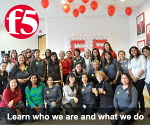 F5 supports IWD