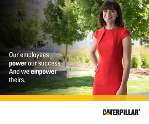 Caterpillar supports IWD