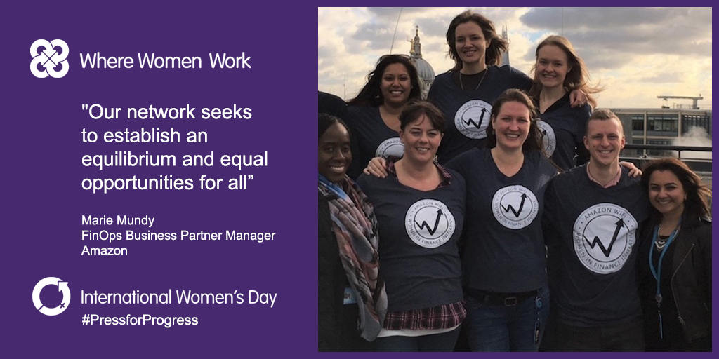 Where Women Work supports International Women's Day
