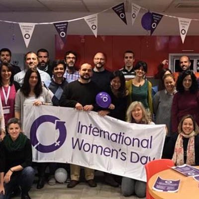 International Women's Day 2019 Competition