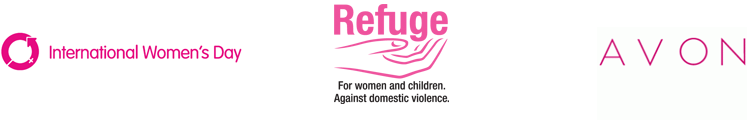Avon International Women's Day event with Refuge Charity