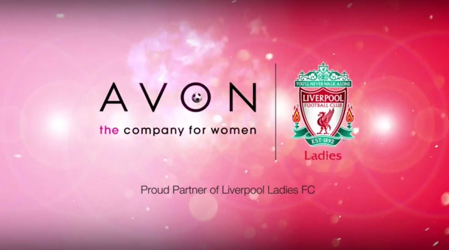 Avon women's football - Liverpool ladies