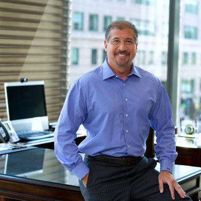 Mark Weinberger, EY Chairman and CEO