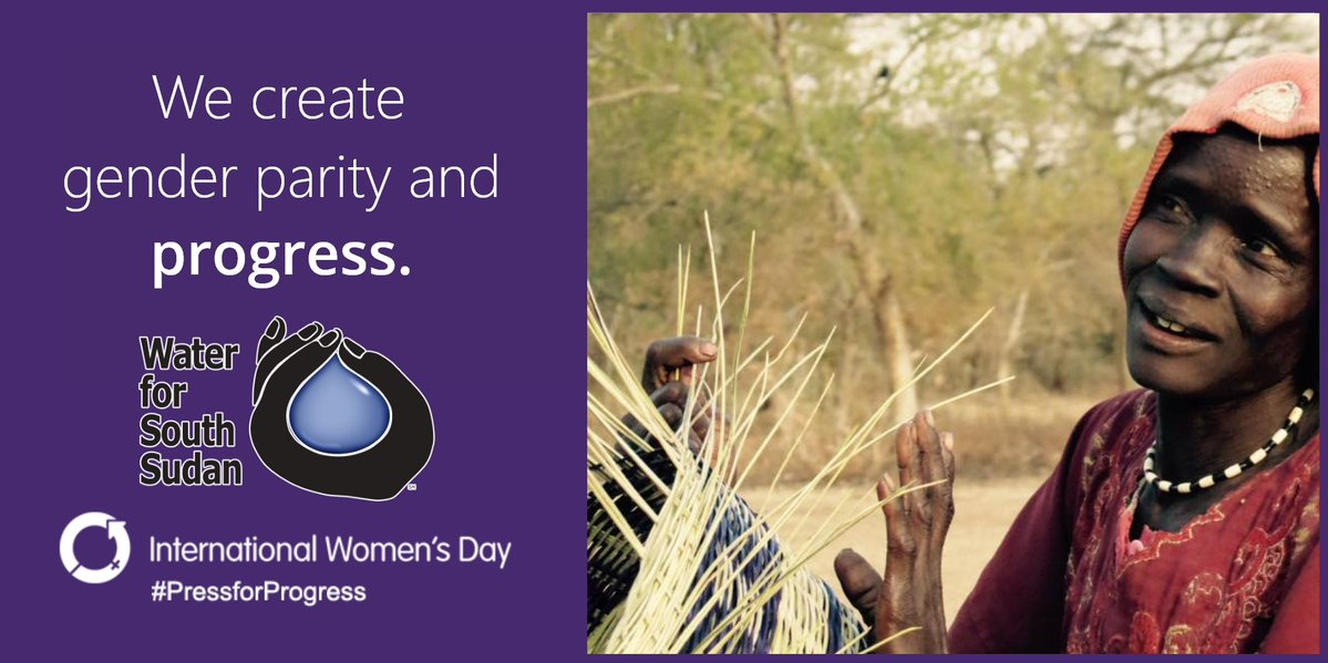 Water for Sudan - women's day