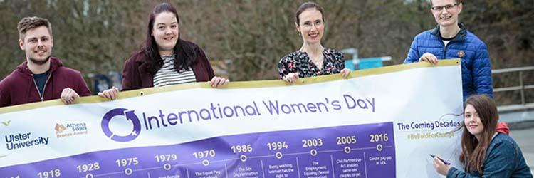 International Women's Day IWD logo usage