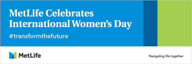 Metlife Celebrates Internationa Women's Day