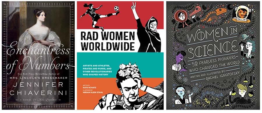 IWD Pioneering Women