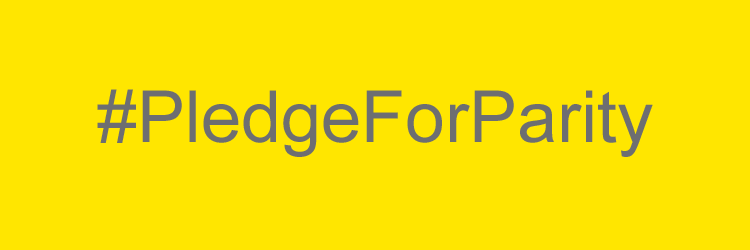 Pledge For Parity Widget