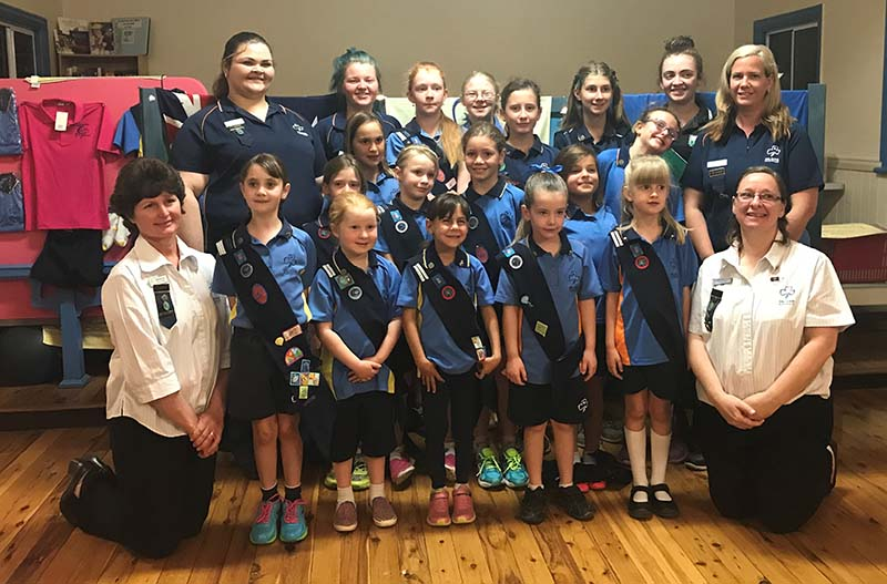 WAGGGS Australia Charleville