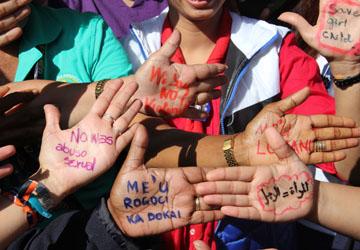 IWD Charity - WAGGGS
