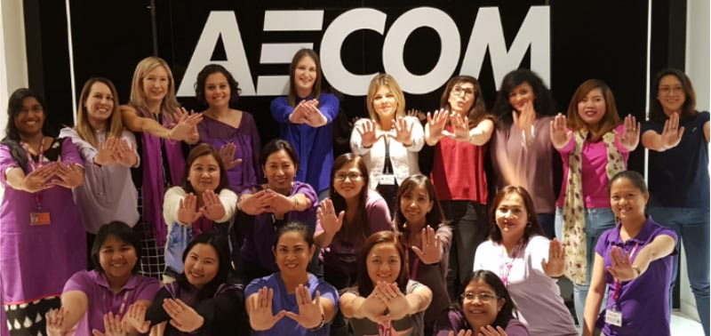 AECOM women network