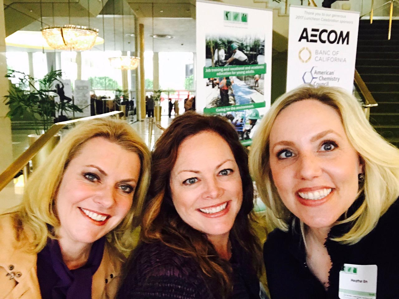 AECOM-women lead
