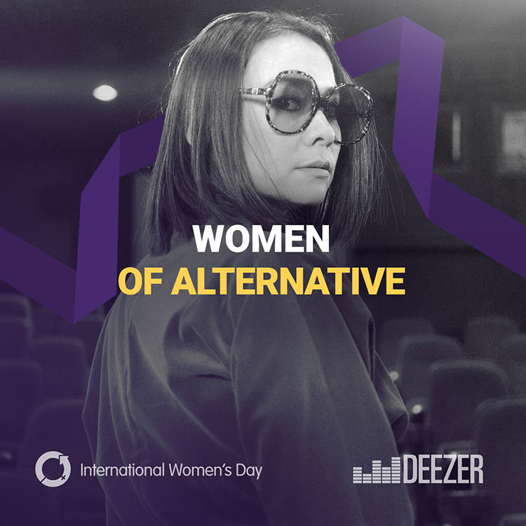 Alternative Music - women
