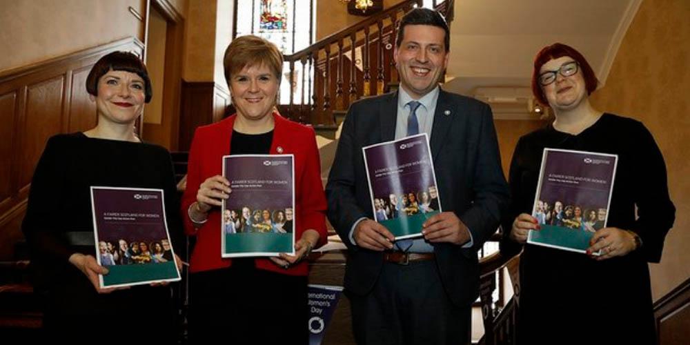 BusinessGateway Edinburgh genderplan