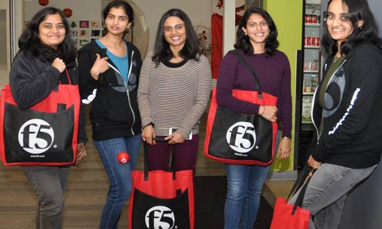 F5 women's day