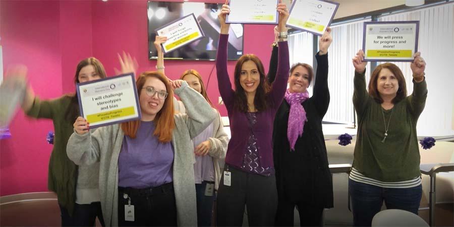 GTB agency - international women's day