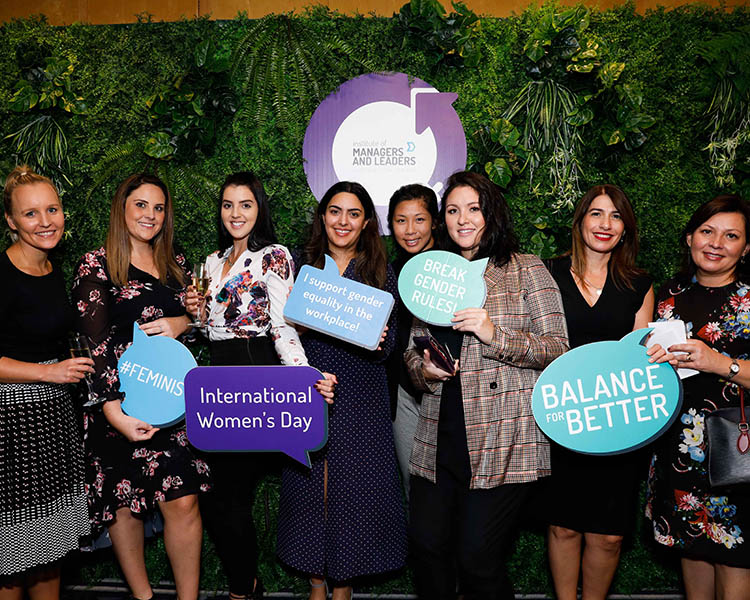 Institute of Managers & Leaders - International Women's Day