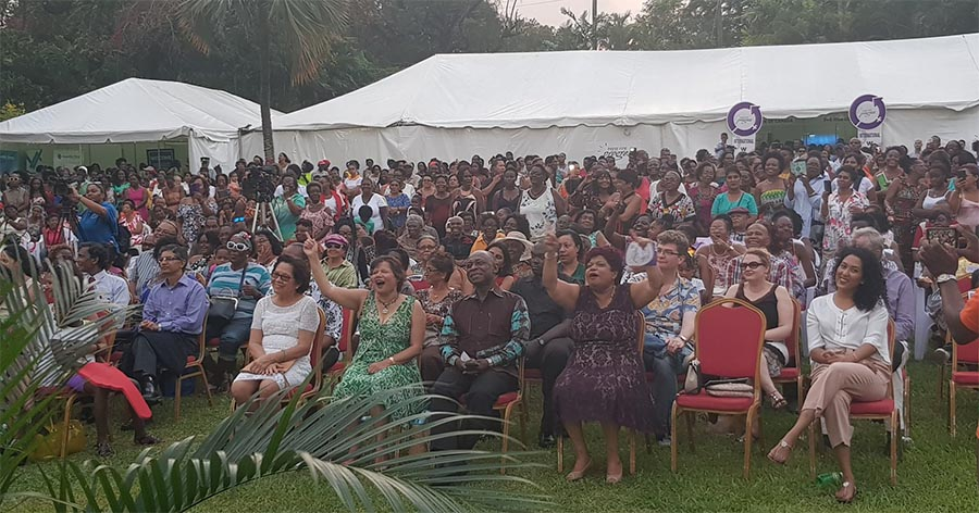 International Women's Day Guyana