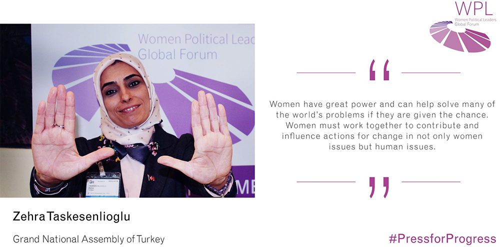 IWD best practice in Turkey by Zehra Taskesenlioglu