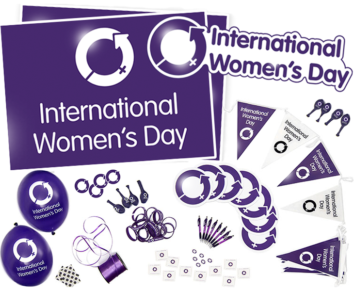 International Women's Day Event Pack