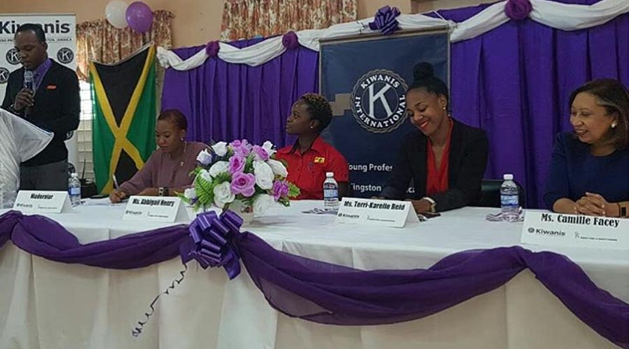 Kiwanis Women's Day