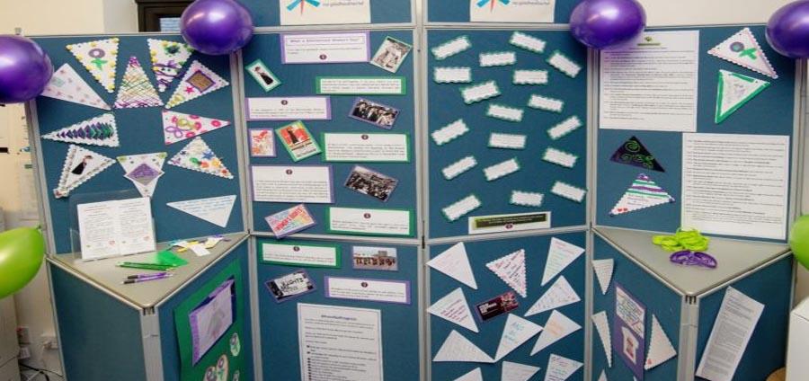 Lochaber Womens'Aid IWD