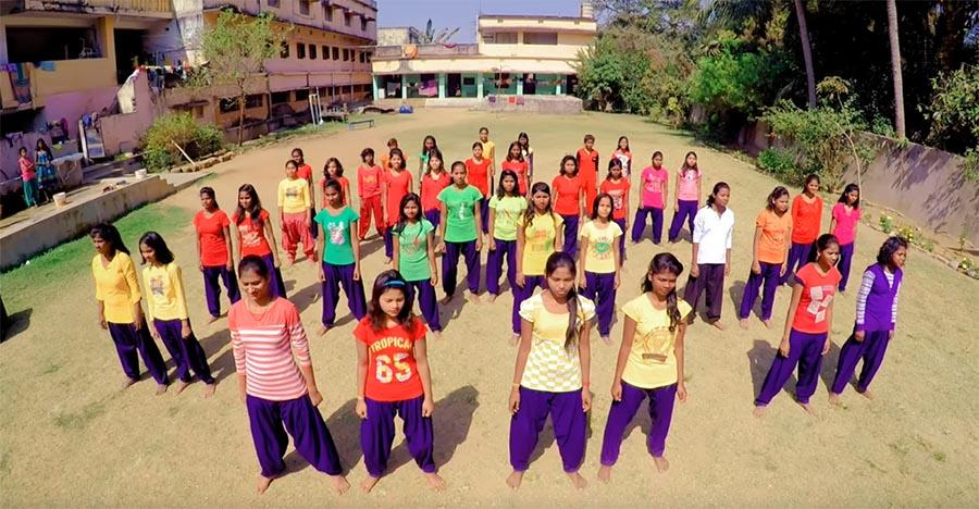 Women's Day dance