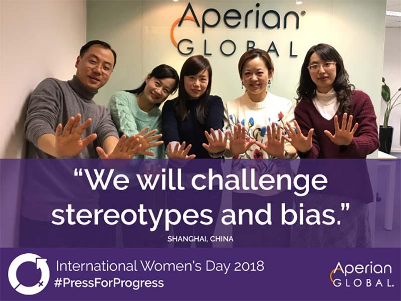 aperian global - women
